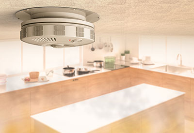 detector-on-ceiling