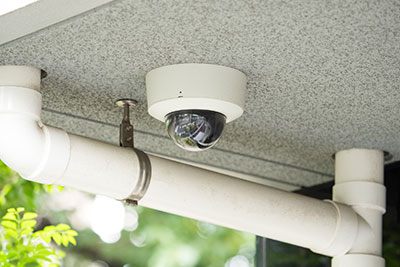 surveillance-camera-outside-house