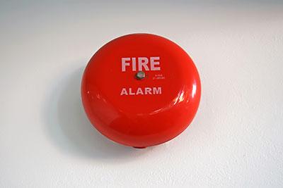 Basic Commercial Fire Bell