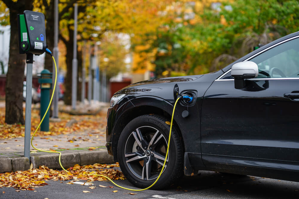 electric vehicle charger installation BC